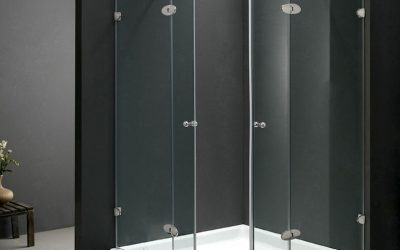 Cabini de duș de sticlă la comandă