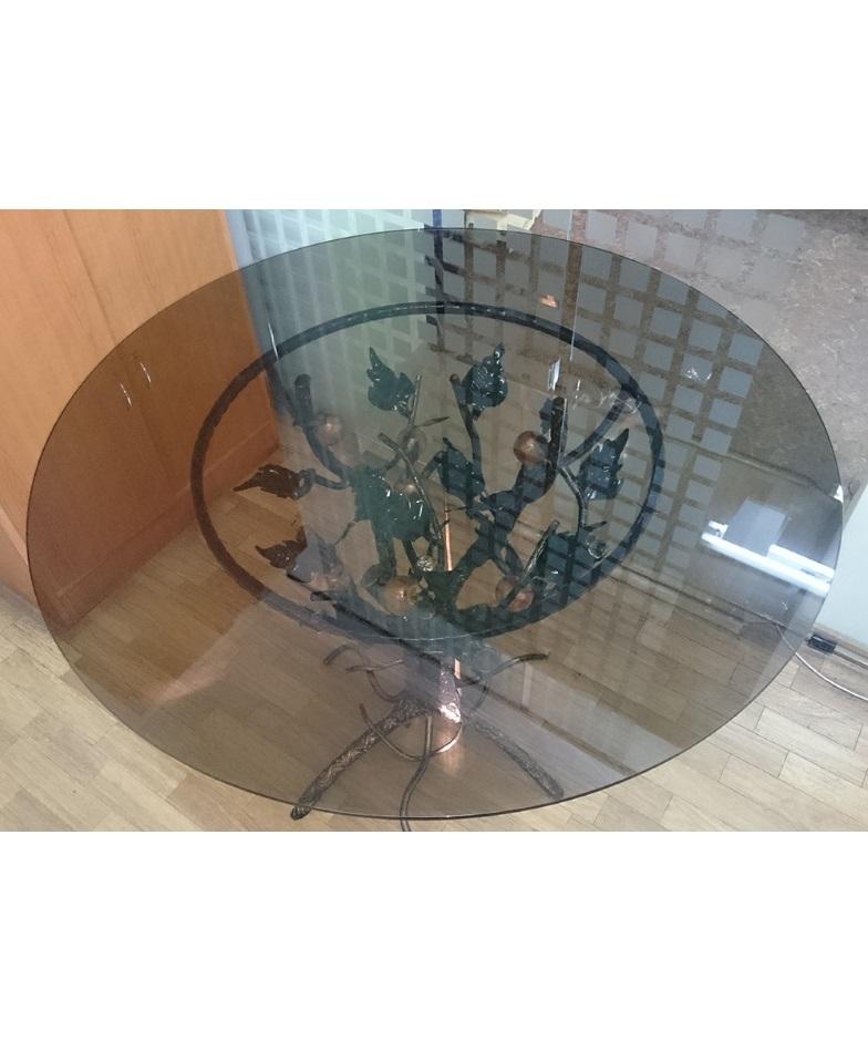 Каленное стекло и изделия из него11