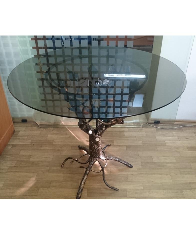 Каленное стекло и изделия из него12