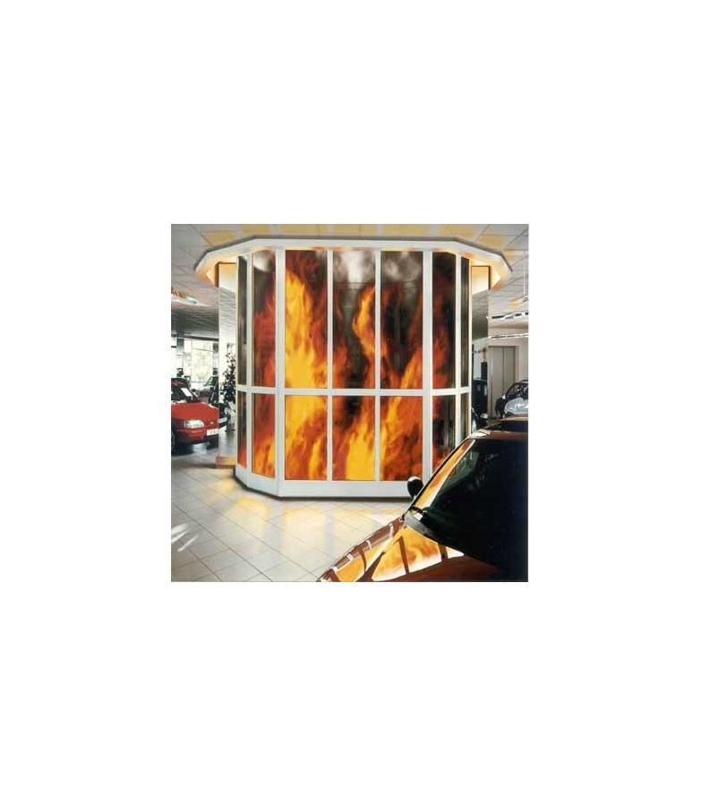 Противопожарные двери и перегородки